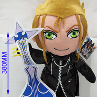 "Kingdom Hearts: ""Plush - Demyx With Guitar Plush 12in (30cm)"" : TokyoToys.com: UK Based e-store, Anime Toys Retail & Wholesale, Manga Action Figures,  Hentai Statues, Japanese Snacks, Pocky, DVDs, Gashapon,  Cosplay, Monkey Shirt, Final Fantasy, Bleach, Na"