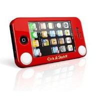 Headcase RSI-146-2 Etch a Sketch Hard Case for iPhone 4 - AT&T/Verizon - 1 Pack - Case - Retail Packaging - Red