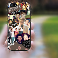 iphone 5c case,iphone 5 case,iphone 5s case,iphone 5s cases,iphone 5 cases,iphone 5c case,cute iphone 5s case-5 Seconds of Summer,in plastic