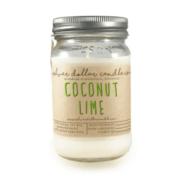 Coconut Lime - 16oz Soy Candle