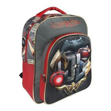 3D School Bag Justice League 451