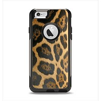 The Real Thin Vector Leopard Print Apple iPhone 6 Otterbox Commuter Case Skin Set