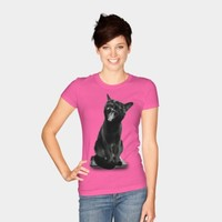 Yawn! T Shirt By DejaReve Design By Humans