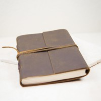 Classic Leather Journal  [Large]