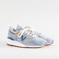 Distinct Weekend Bag Collection M997 Chalk Blue - New Balance - Context Clothing