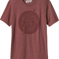 Old Navy Mens DC Comics The Flash Tees