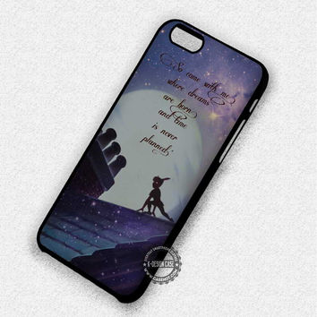 Let's Dream Together - iPhone 7 Plus 6 SE Cases & Covers