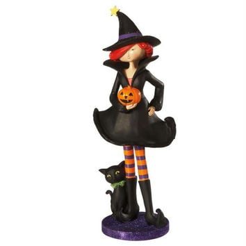 Halloween Figure - Witch