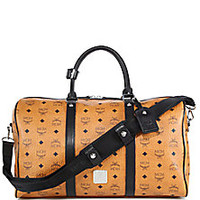 MCM - Visetos Weekender Bag - Saks Fifth Avenue Mobile