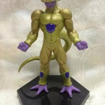 Anime Dragon Ball Z Juguetes Resurrection F Freeza NO.22 PVC Dragon Ball Z Action Figures Collectible Model Kids Toy 13cm