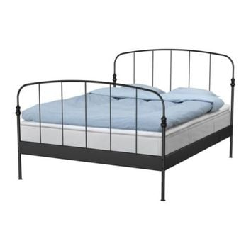 LILLESAND Bed frame - Queen - IKEA