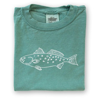 Speckled Trout Short Sleeve Tee
