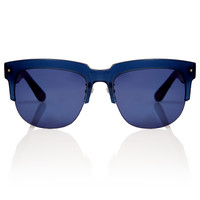 Grey Ant Blue Kennedy Sunglasses | Sunglasses by Grey Ant | Liberty.co.uk