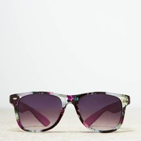 AEO Women's Printed Icon Sunglasses (Multi)