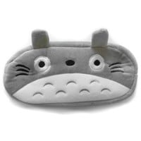 """My Neighbour Totoro anime make-up bag or pencilcase - 7"""" x 4"""" x 3"""""""
