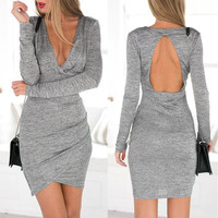 New Fashion Summer Sexy Women Mini Dress Casual Dress for Party and Date = 4722142148