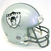 Oakland Raiders 1960-63 Throwback Pro Line Helmet