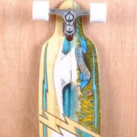 "Sector 9 34"" Shoots Longboard Complete"