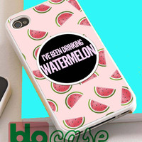 I'Ve Been Drinking Watermelon Beyonce For Iphone 4/4s, iPhone 5/5s, iPhone 5C, iphone 6, and iPhone 6 Plus Case