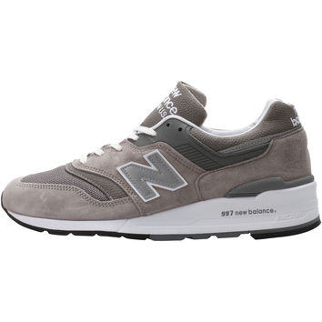New Balance M997GY2 - Grey/ Silver/ White
