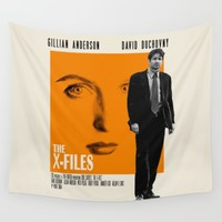 The X-Files as The American Wall Tapestry by Anna Valle