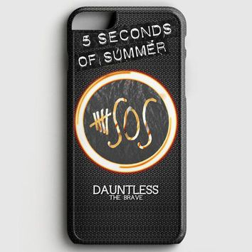 5 Second Of Summer Colorfull iPhone 7 Case