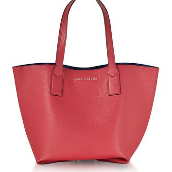 Marc Jacobs Wingman Rose Leather Shopping Bag