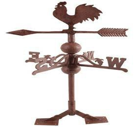Fallen Fruits Rooster Weathervane WV10
