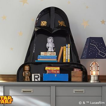 Star Wars™ Darth Vader™ Shelf | Pottery Barn Kids