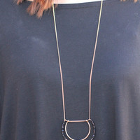 Weekend Wonder Necklace