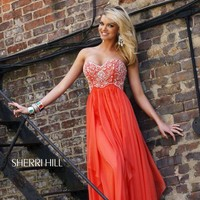 Sherri Hill 3802 Prom Dress