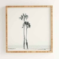 Bree Madden For Deny Two Palms Framed Wall Art