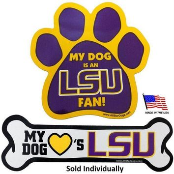 DCCKSX5 LSU Tigers Car Magnets
