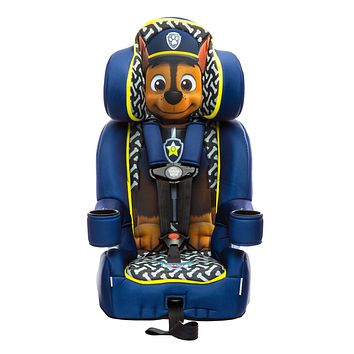 Kids Nickelodeon Paw Patrol Chase Combination Adjustable Booster Car Seat