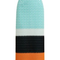 MISSONI | Colour-blocked Crochet Knit Dress | Browns fashion & designer clothes & clothing