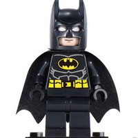 Super Heroes batman building blocks lego Minifigures kids toys