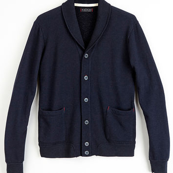 BALTHAZAR FRENCH TERRY SHAWL COLLAR