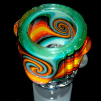14mm Fire Wig Wag Bowl
