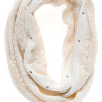 LACEY INFINITY SCARF