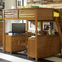Guthrie Full Size Loft Bed