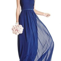 Floor length Bridesmaid Dress BB 171-832