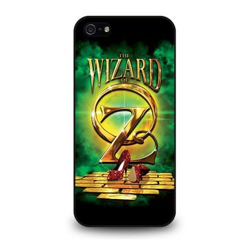 THE WIZARD OF OZ ART iPhone 5 / 5S / SE Case Cover