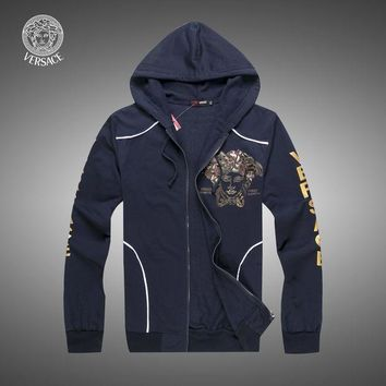 ONETOW Boys & Men  Versace Cardigan Jacket Coat Hoodie