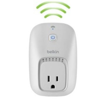 Belkin WeMo Switch WiFi On-Off Home Automation with App
