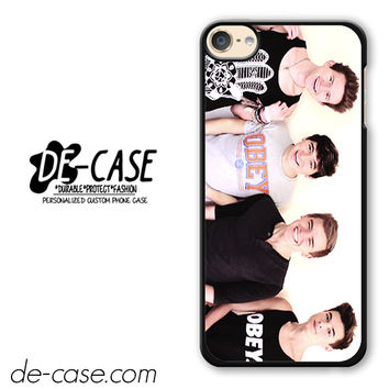Jc Caylen Ricky Dillon Kian Lawley And Connor Franta DEAL-5838 Apple Phonecase Cover For Ipod Touch 6