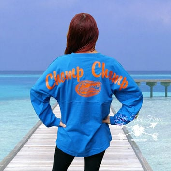 Custom Spirit Jersey Shirt, Monogrammed Spirit Jersey, personalized jersey, Custom Jersey shirt, Sorority jersey, Florida Gators Shirt