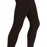 Footless Fleece-lined Tights - Featured