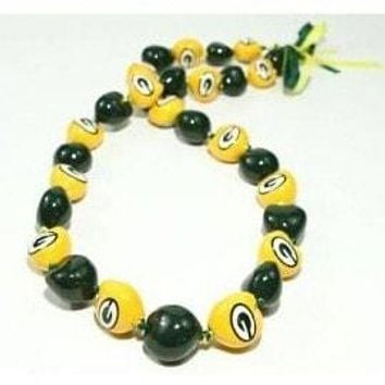 Kukui Nut Lei, Green Bay Packers