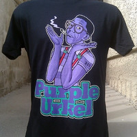 Purple Urkel Tee Shirt
