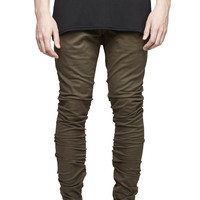 Essential Pants - Burnt Olive